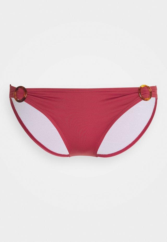 PANTS RING - Bikinialaosa - rust red