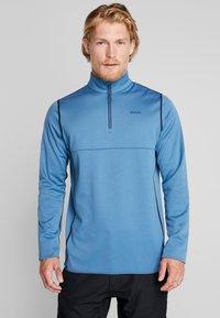 PYUA - SPIN - Fleece jumper - stellar blue - 0