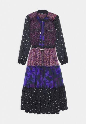 ILA DRESS - Shirt dress - multicolour