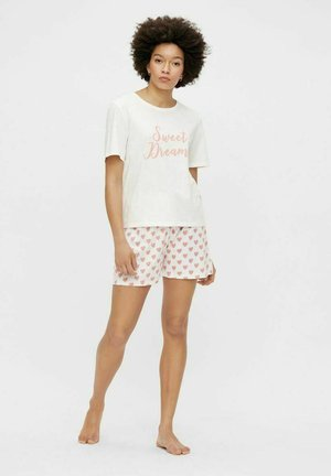 SET - Pyjama set - cloud dancer