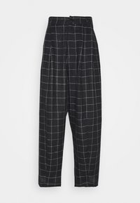 LOVE SONG PANTS - Trousers - dark grey