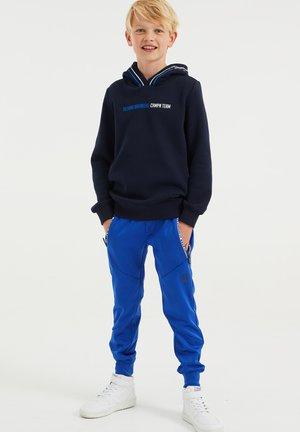 Tracksuit bottoms - cobalt blue