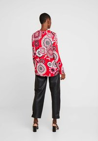 comma casual identity - Blouse - red - 2
