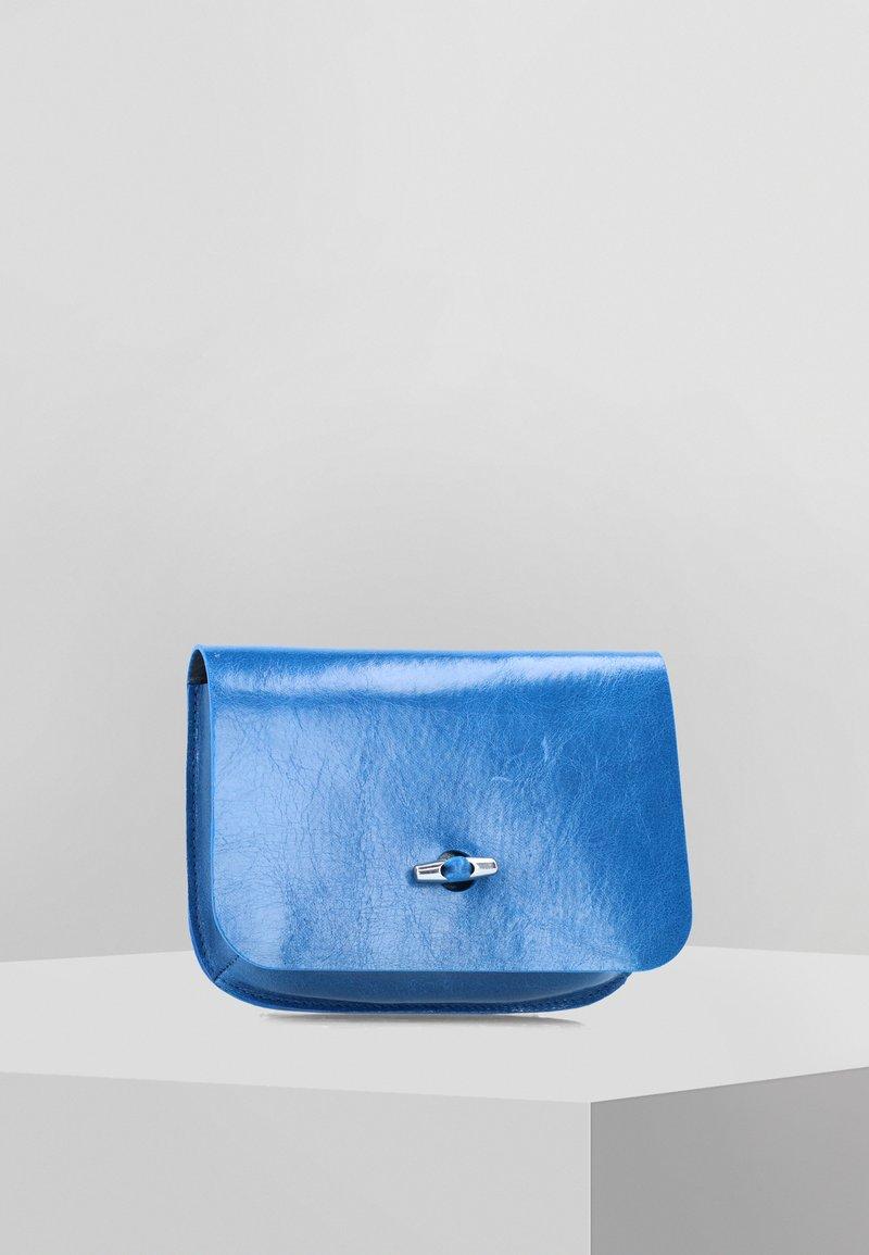 b.belt - Bum bag - blue