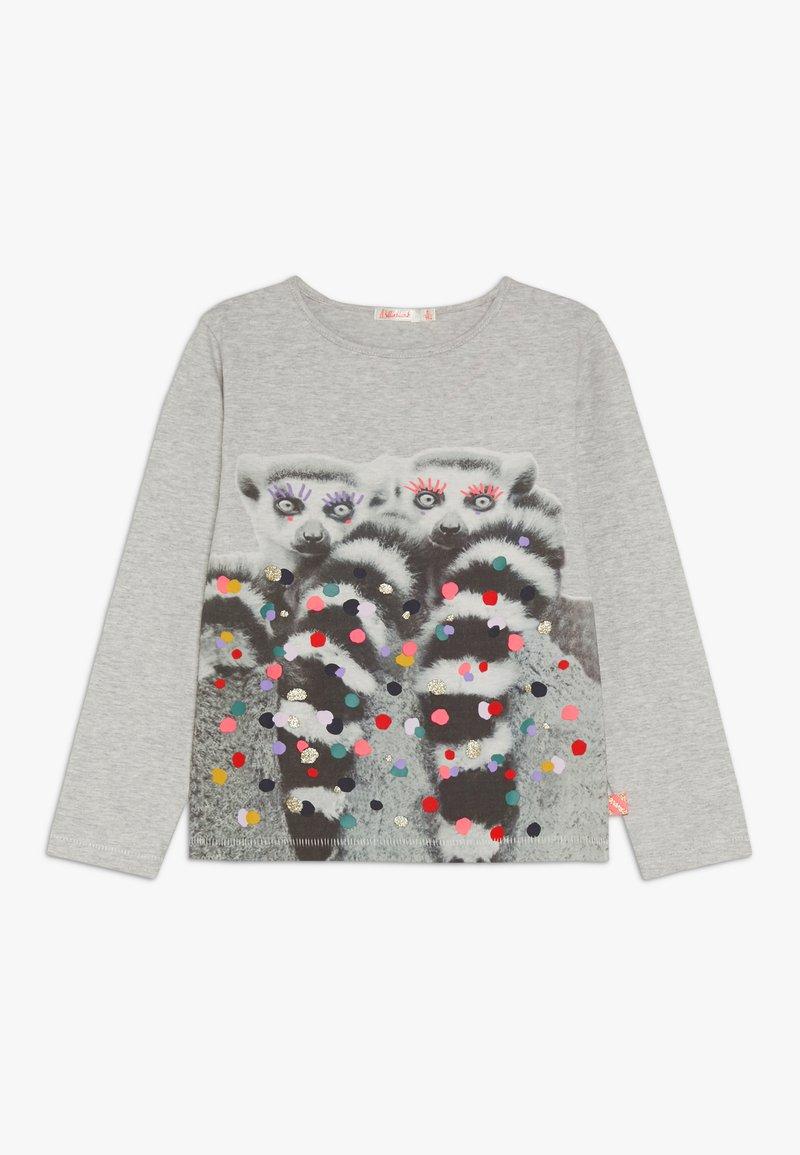 Billieblush - Langærmede T-shirts - hellgrau meliert