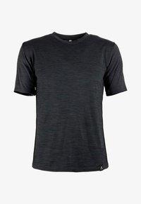 FORSBERG - SVETTSON FUNKTIONELLES ANTIBAKTERIELL - Basic T-shirt - anthra - 0