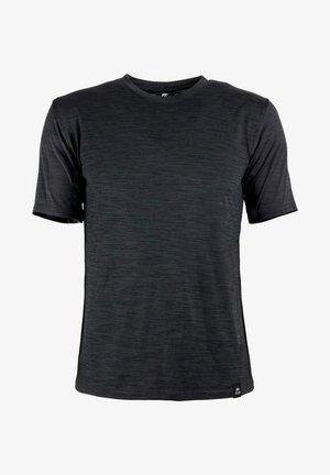 SVETTSON FUNKTIONELLES ANTIBAKTERIELL - Basic T-shirt - anthra
