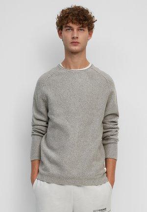 Sweatshirt - cold grey melange