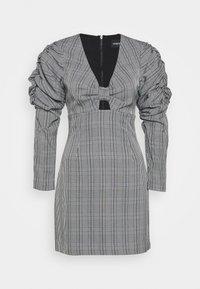 Mossman - THE DUCHESS MINI DRESS - Cocktail dress / Party dress - grey - 4