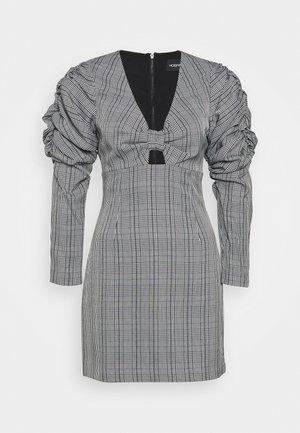 THE DUCHESS MINI DRESS - Cocktail dress / Party dress - grey