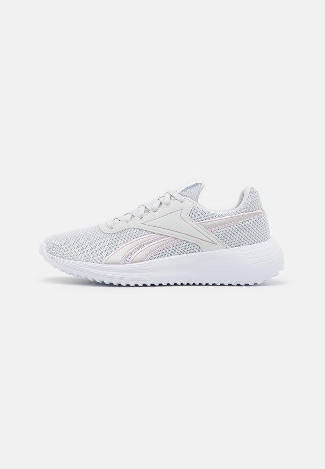 LITE 3.0 - Scarpe running neutre - cold grey/quartz metallic/footwear white