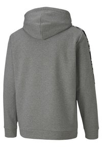 Puma - AMPLIFIED  - Hoodie - medium gray heather - 4