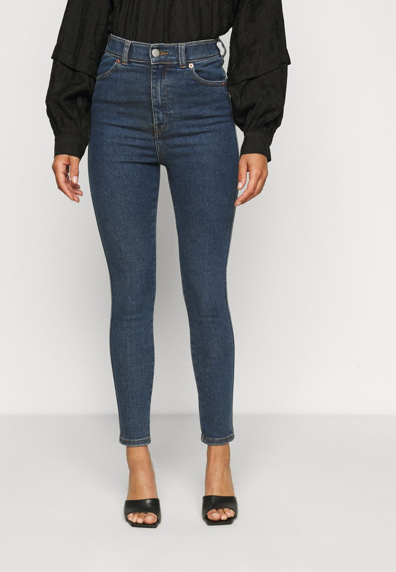 Dr.Denim Petite - MOXY - Jeans Skinny Fit - stoker blue