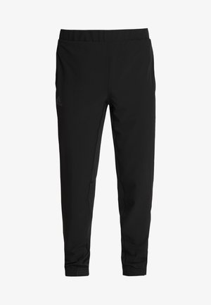 TENNIS PANT - Spodnie treningowe - black