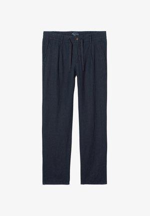 NOAH - Trousers - navy blazer