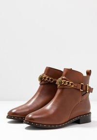 Kurt Geiger London - CHELSEA JODHPUR - Classic ankle boots - brown - 4
