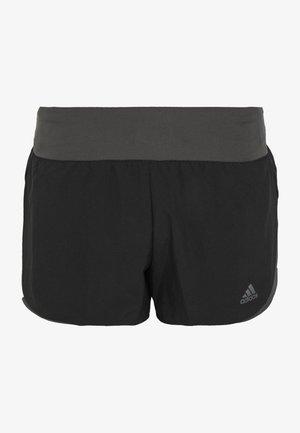 RESPONSE CLIMALITE RUNNING SPORT 1/4 SHORTS - Sports shorts - black