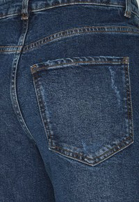 New Look Petite - BUSTED MOM LUCIOUS - Relaxed fit jeans - blue - 5