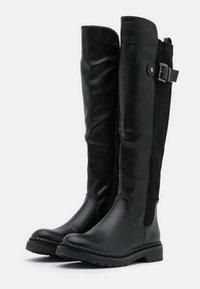 KHARISMA - Vysoká obuv - nero - 2