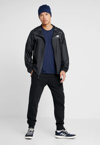 The North Face - MENS CYCLONE 2.0 HOODIE - Impermeable - black/asphalt grey - 1