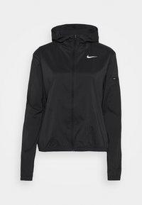 Nike Performance - Sports jacket - black/silver - 3