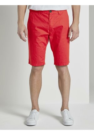 Shorts - brilliant red