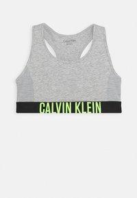 Calvin Klein Underwear - BRALETTE 2 PACK - Bustier - grey - 2
