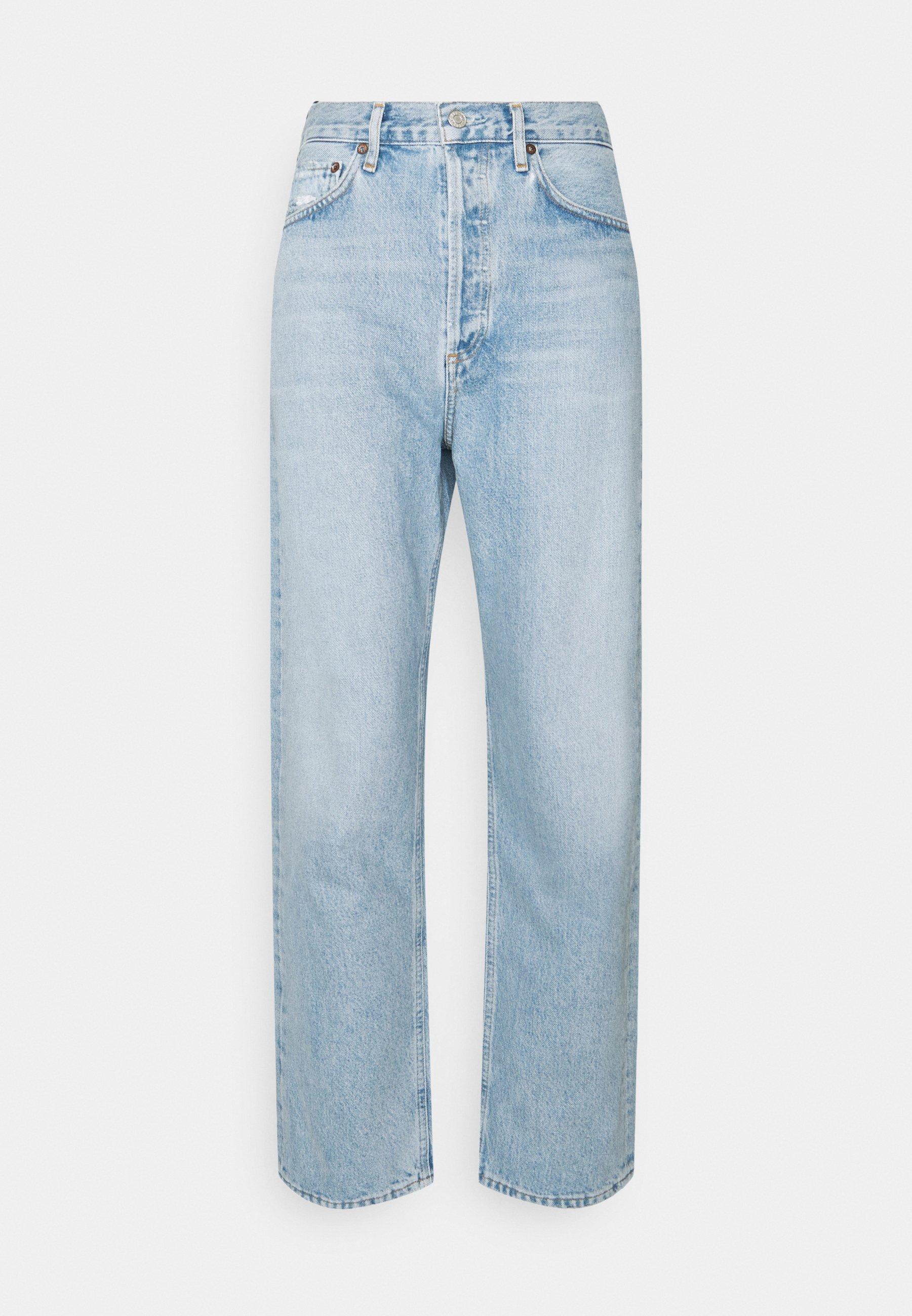 Damer 90'S - Jeans Straight Leg