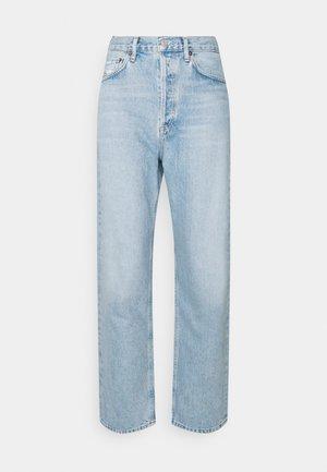 90'S - Jeansy Straight Leg - light indigo
