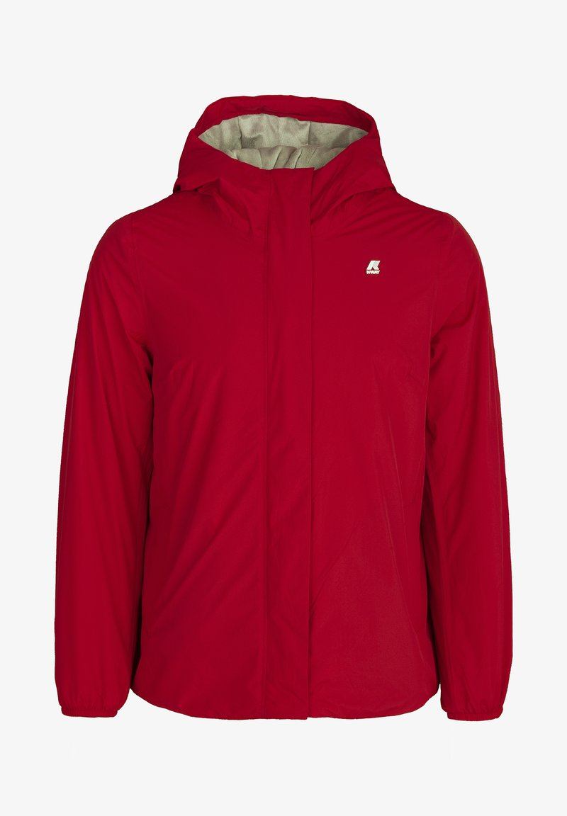 K-Way - MARMOTTA - Winter jacket - rot