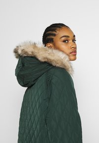 ONLY - ONLSELINE QUILTED - Parka - scarab - 5