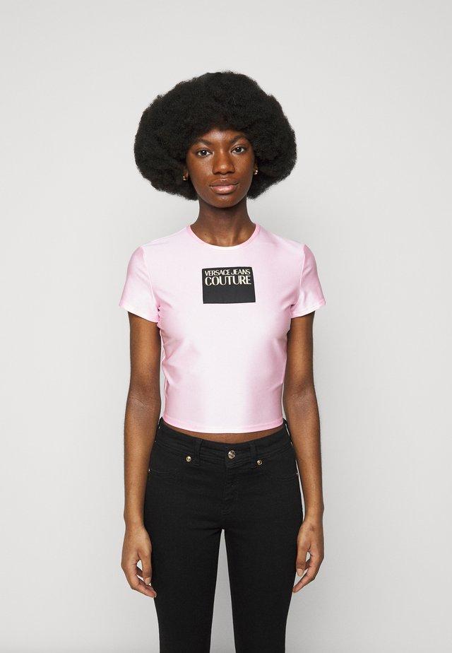 LADY - Camiseta estampada - pink confetti