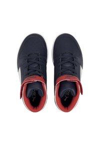 Puma - Chaussures de skate - peacoat gray violet h r red - 1
