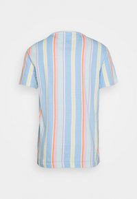 Tommy Jeans - STRIPE TEE - T-shirt imprimé - light powdery blue - 6