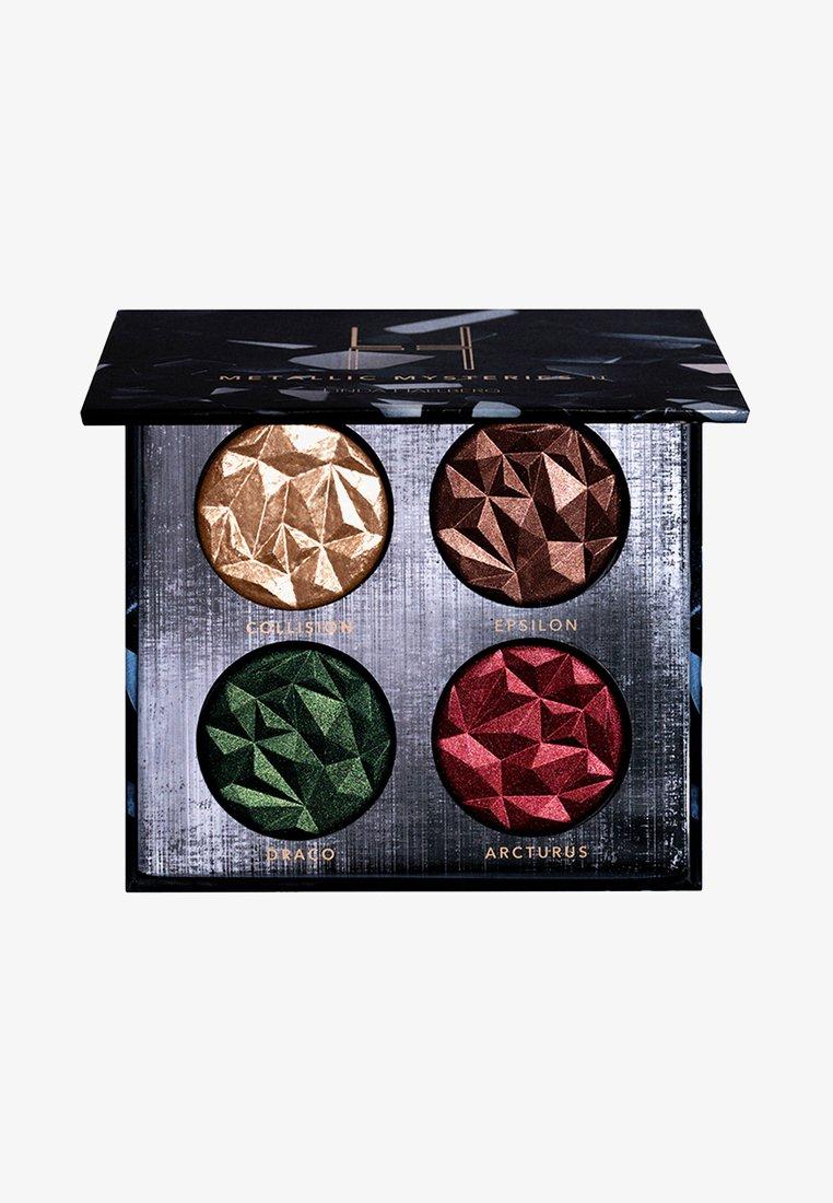 LH cosmetics - METALLIC MYSTERIES II PALETTE - Eyeshadow palette - multi-coloured
