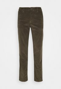 Selected Homme - Trousers - covert green - 0