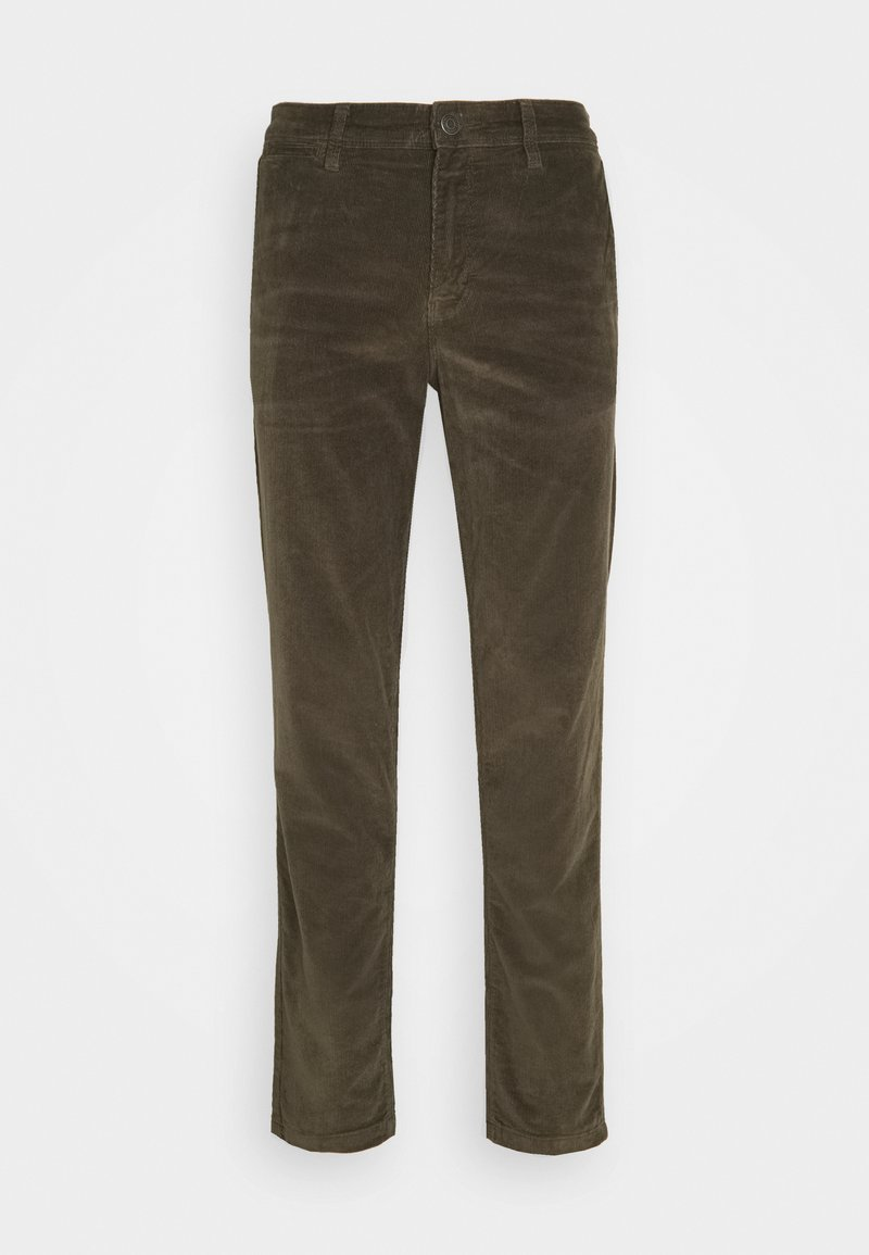 Selected Homme - Trousers - covert green