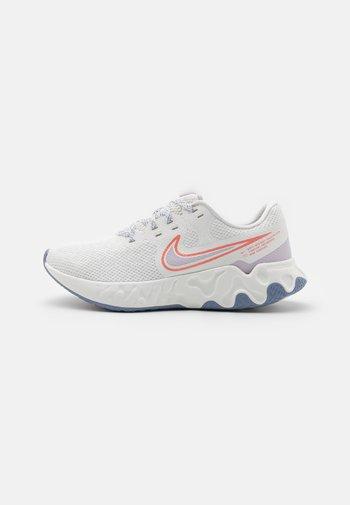 RENEW RIDE 2 - Zapatillas de running neutras - summit white/venice/crimson bliss/ashen slate