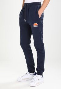 Ellesse - OVEST - Tracksuit bottoms - dress blues - 0