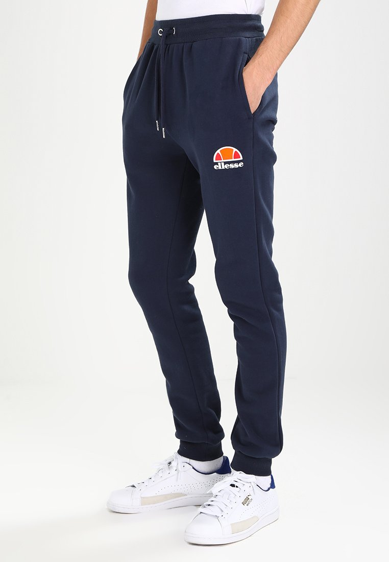 Ellesse - OVEST - Tracksuit bottoms - dress blues
