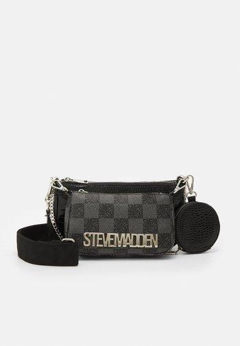 BURGENTL SET - Handbag - black