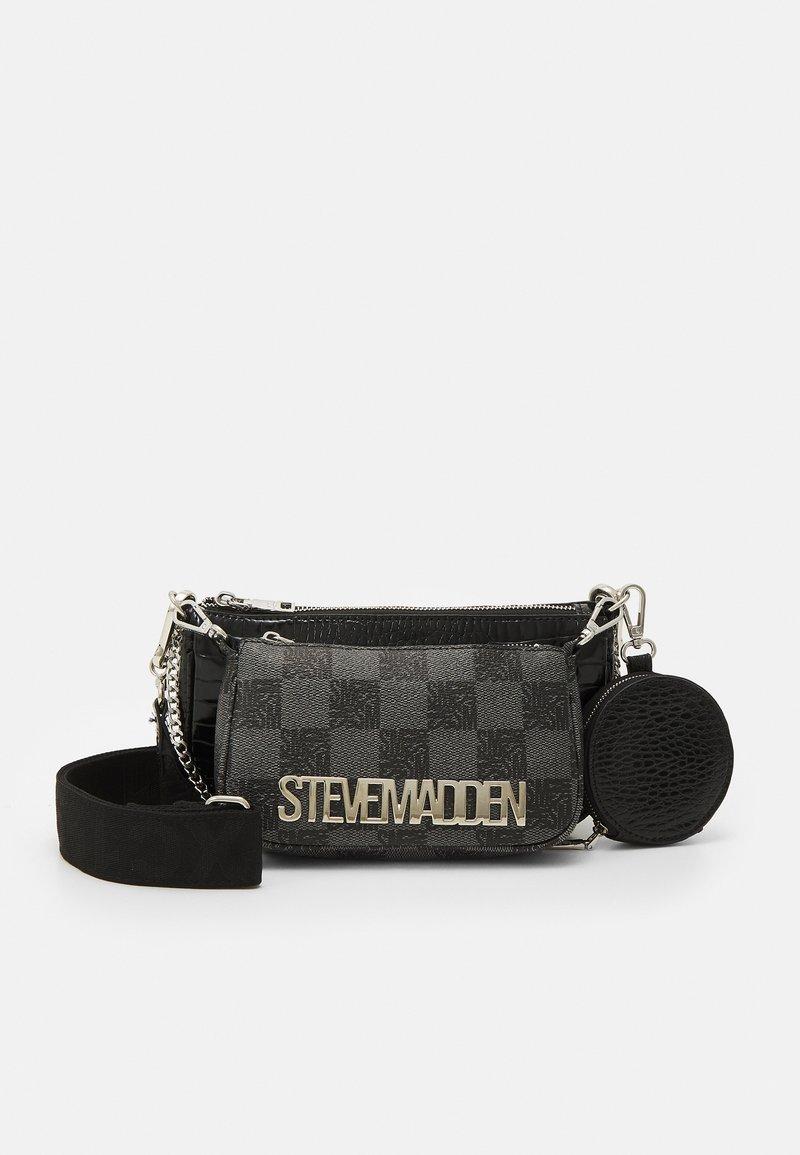 Steve Madden - BURGENTL SET - Håndveske - black