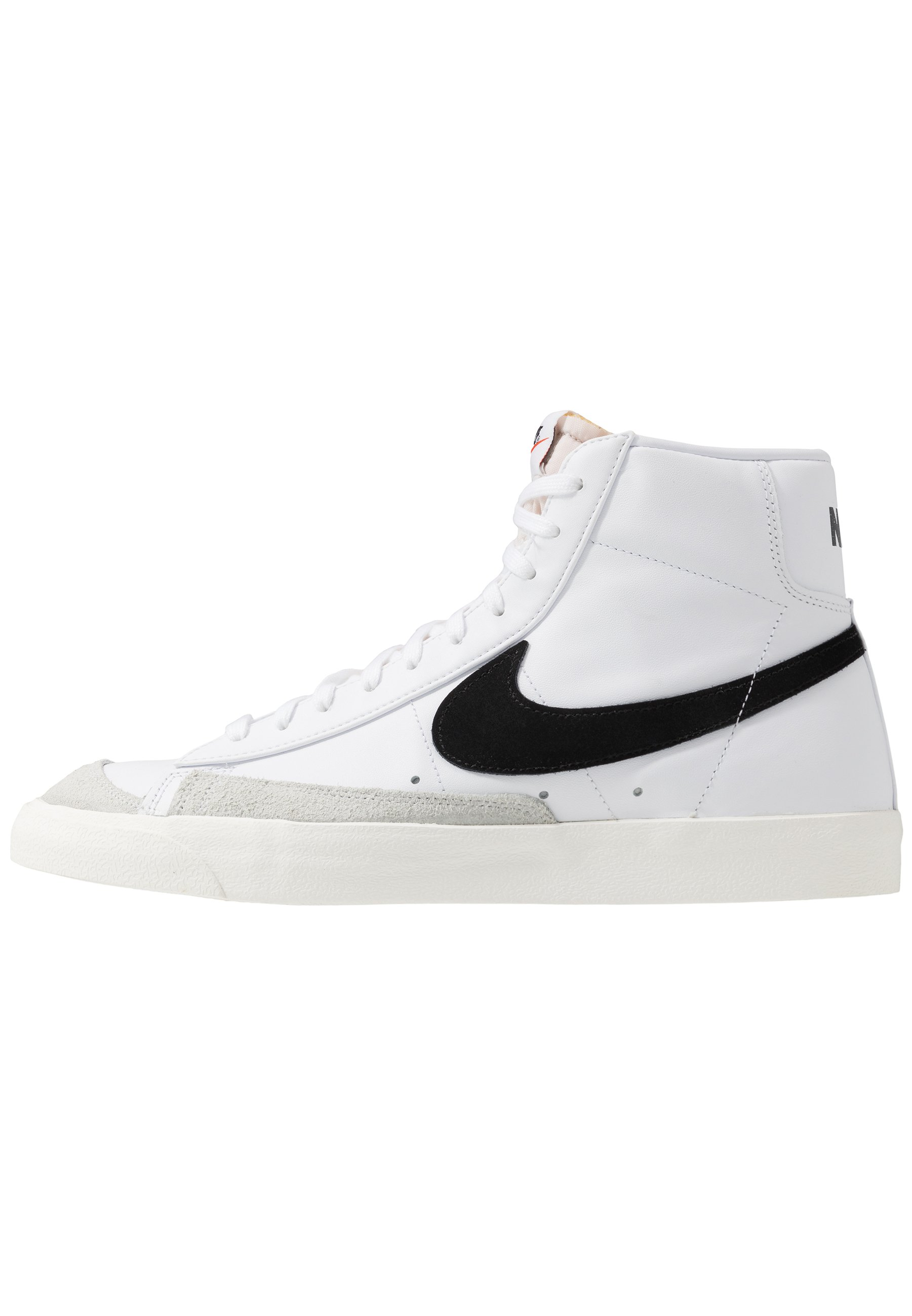 BLAZER MID '77 Sneakers hoog whiteblack