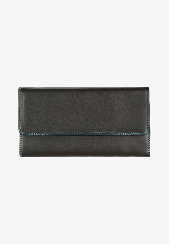 TRI FOLD  - Wallet - black