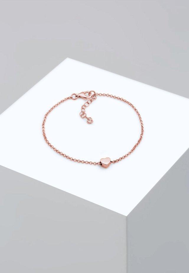 HERZ  - Bracelet - rosa