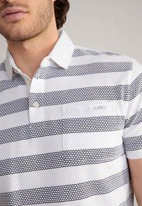 JOOP! - PAOLO - Polo shirt - weiß/navy - 3
