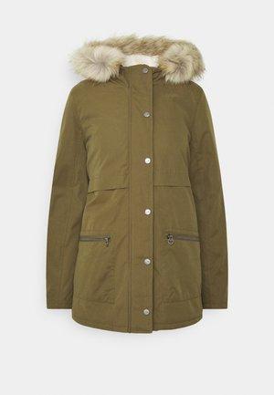 ONLVINNI  - Zimní kabát - beech