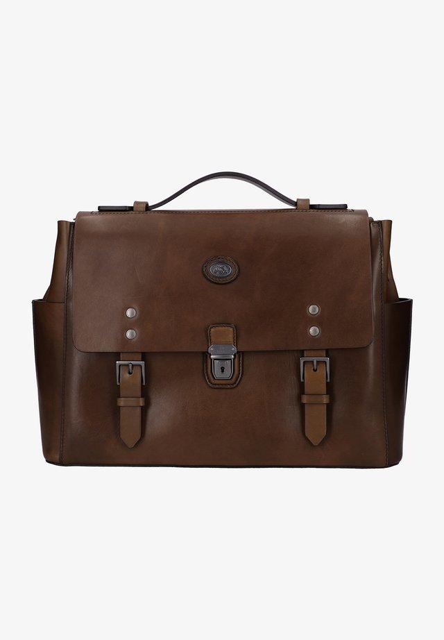 LORENZO  - Briefcase - marrone