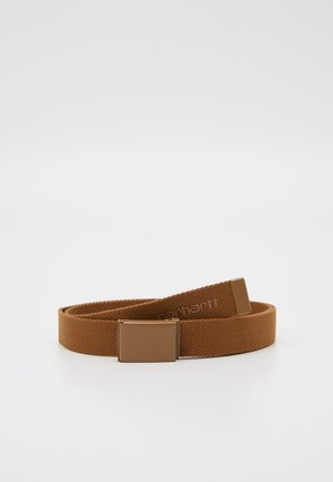 SCRIPT BELT TONAL - Belt - hamilton brown