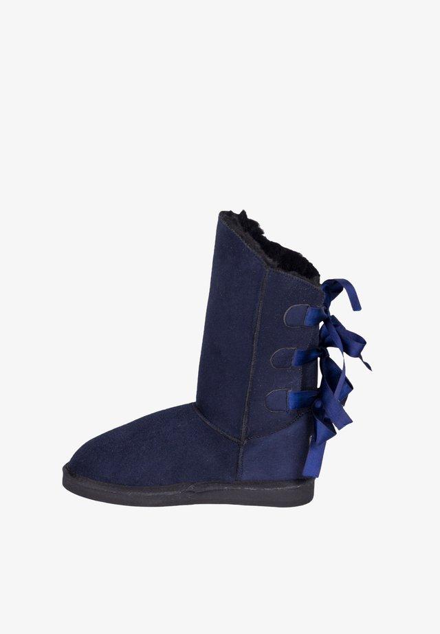 Snowboots  - blau